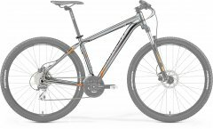 "Рама Merida Big.Nine 20-D anthracite (frameset), 21"" рост 185-195см"