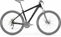 "Рама Merida Big.Nine 40-D matt black (frameset), 21"" рост 185-195см"