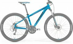 "Рама Merida Big.Seven 40-D matt blue (frameset), 17"" рост 160-177см"