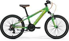 "Велосипед Merida Matts J20 green (2018), 10"" 6-8 лет"