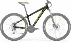 "Рама Merida Big.Seven 20-D black\green (frameset), 18.5"" рост 172-182см"