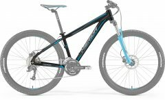 "Рама Merida Big.Seven 70 black\blue (frameset), 18.5"" рост 172-182см"